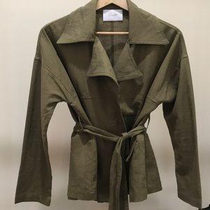 Blush Boutique | Linen Jacket